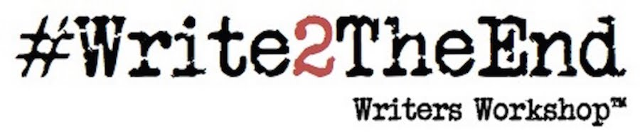 #Write2TheEnd
