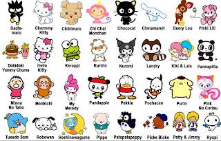 amigos para etiquetar con hello kitty amigos para siempre amigos