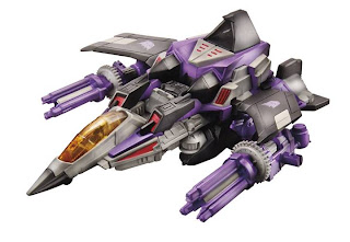 Hasbro Transformers Generations Fall of Cybertron Skywarp Figure