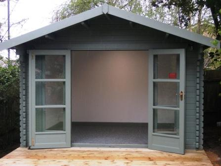 Southwick 39 S Garden Offices April 2012
