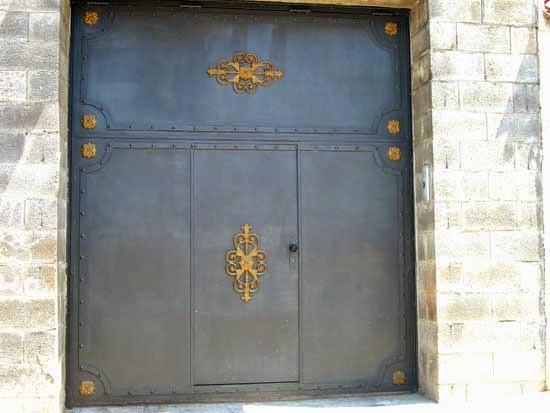 Puertas Correderas, Puertas Automáticas, Puertas de Garaje ... - photo#37