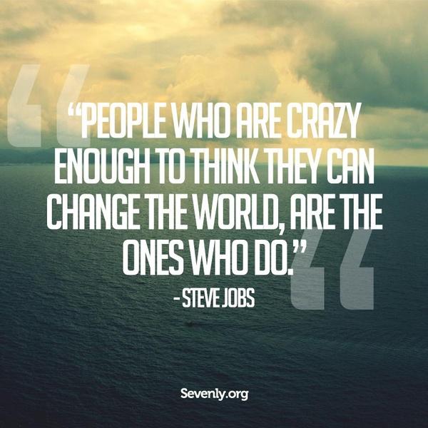 Binding the broken crazy world changers