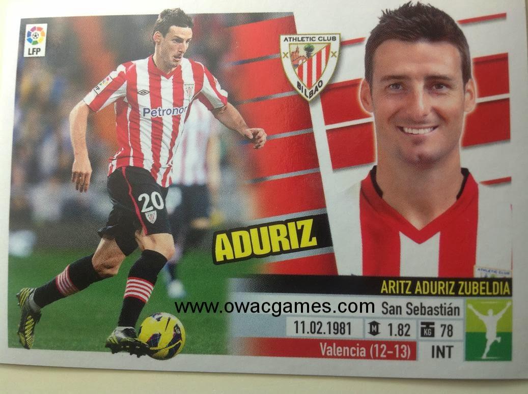 Liga ESTE 2013-14 Ath. Bilbao - 16 - Aduriz