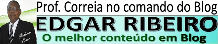 PROF. CORREIA NO COMANDO