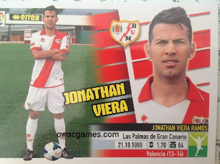 Coloca Jonathan Viera