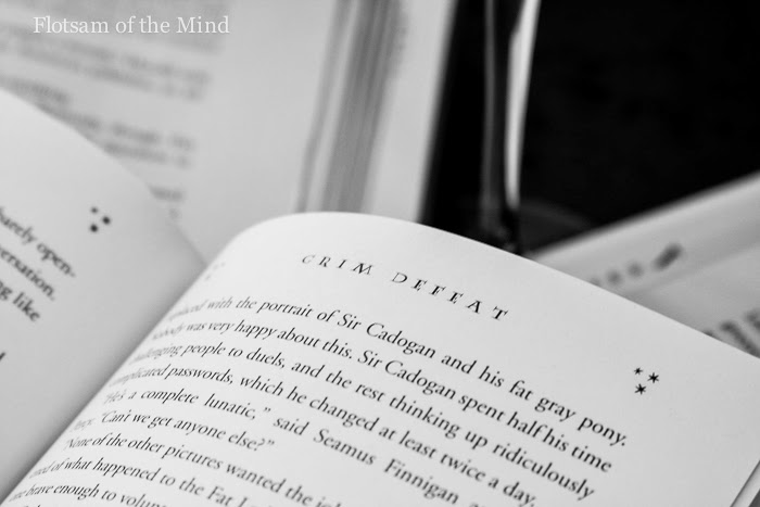 Book Pages - Flotsam of the Mind
