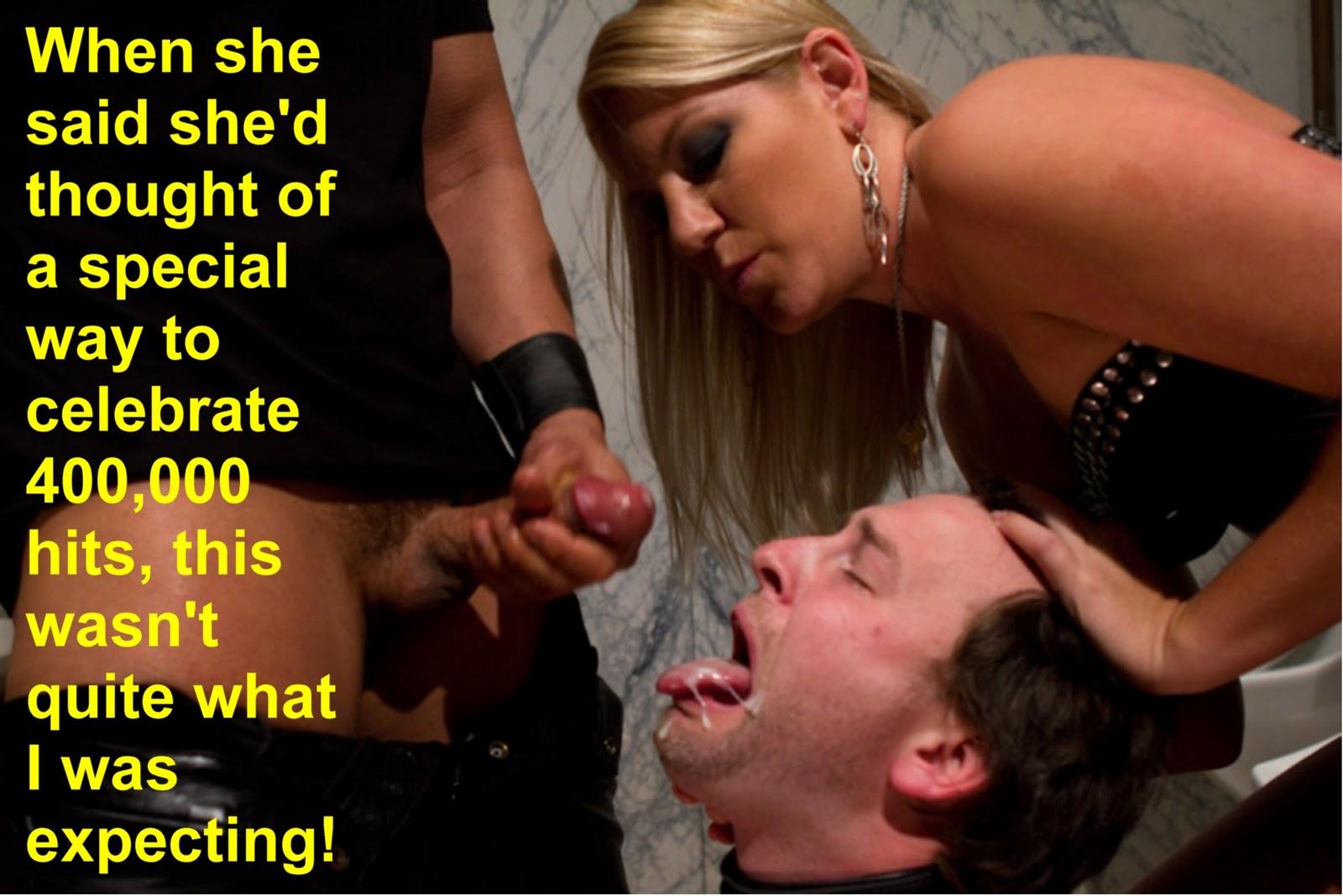 порно видео унижения мужа куколда