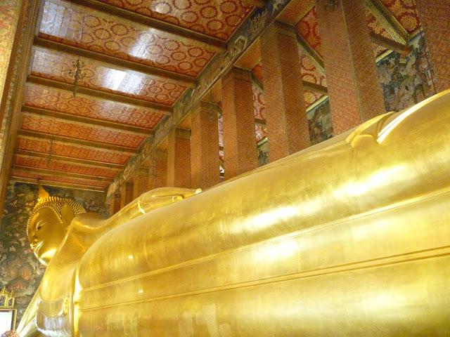 Wat Pho, Reclining Buddha Wat Po Bangkok
