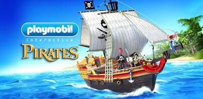 Playmobil Piratas para android - juegos para niños