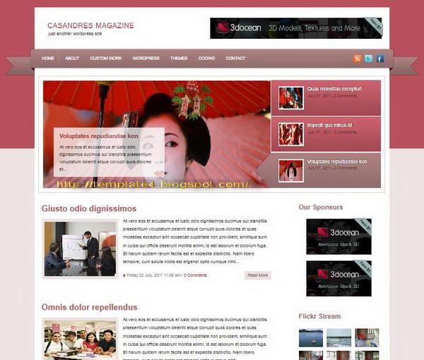 Casandres Magazine