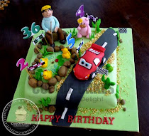Figurines Cake