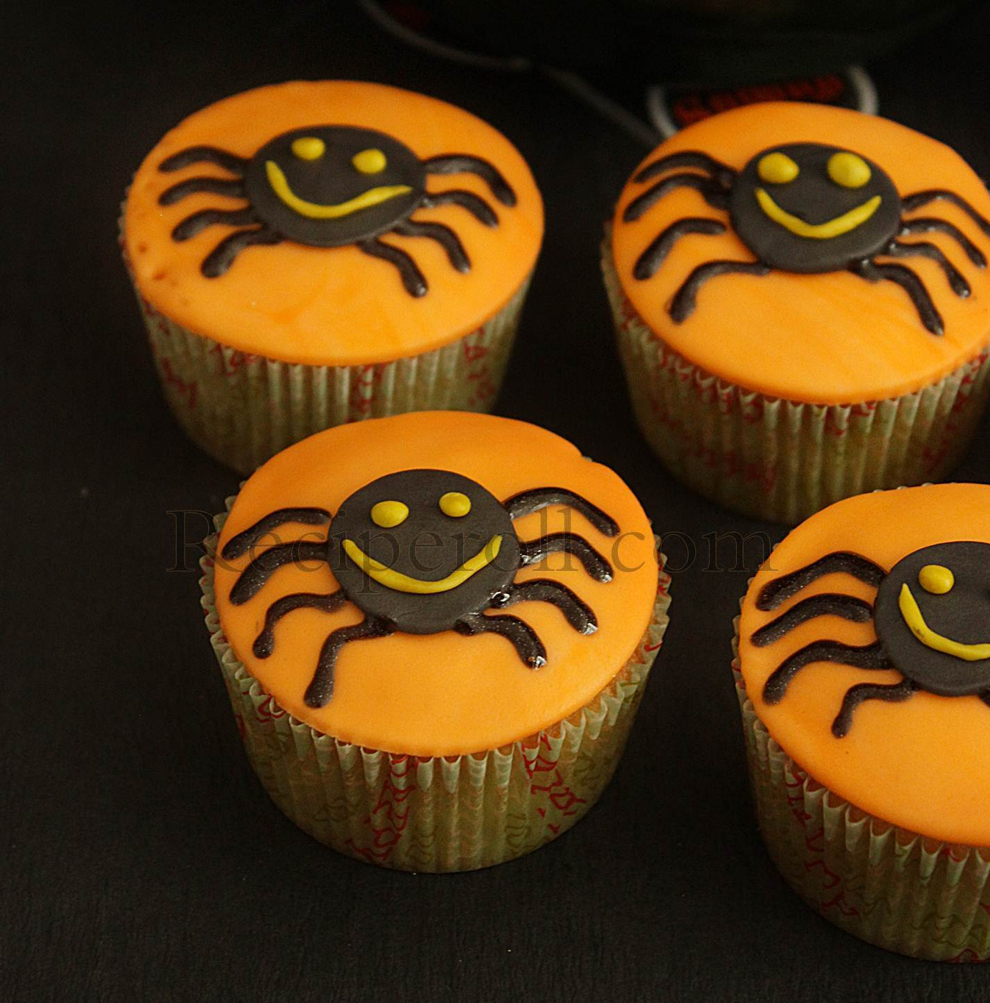 halloween cupcakes - Halloween Decorations Cupcakes