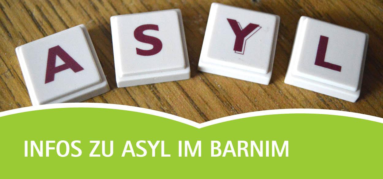 Informationen zu Asyl im Barnim