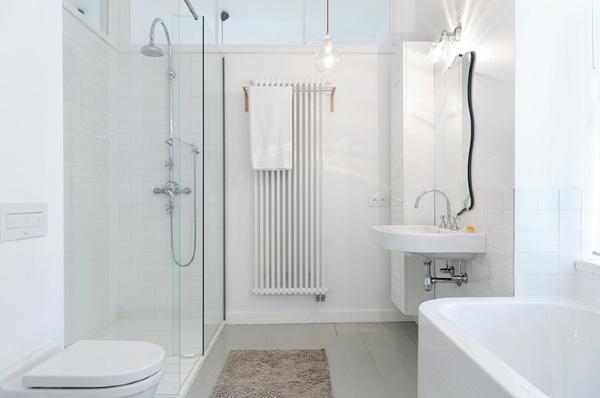 Baño color blanco