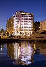 Passion Luxury Radisson Blu 1835 Hotel & Thalasso Cannes