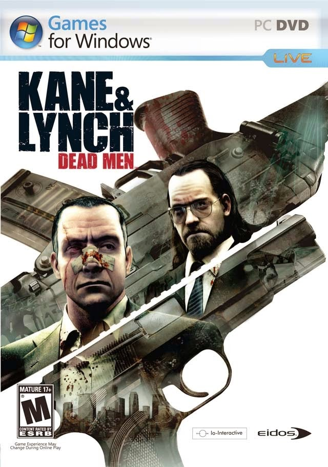 Kane And Lynch Dead Man Game