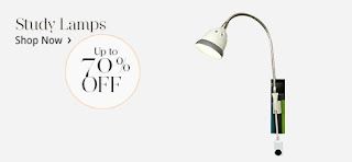 Lamps & Lighting upto 70% off