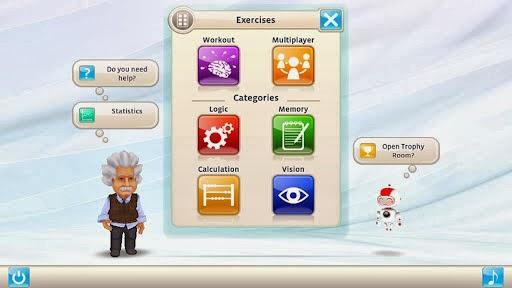 Einstein Brain Trainer HD APK 1.1.7