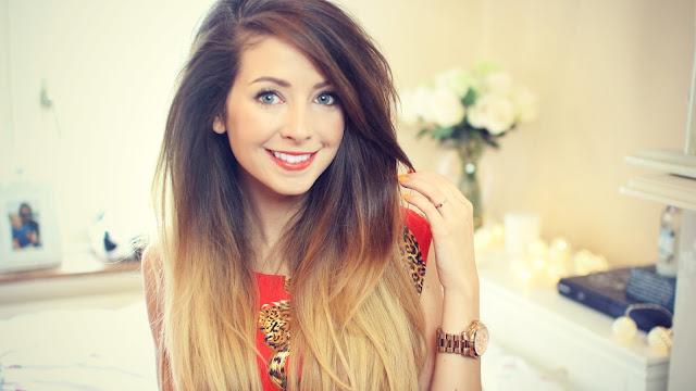 YouTuber Zoella