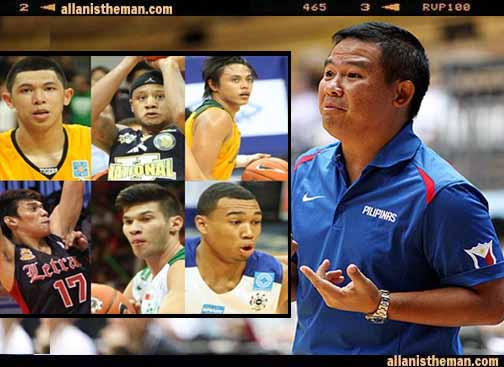 Gilas PH to skip FIBA Asia Champions Cup due to lack of players