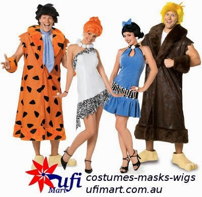 Costume party ideas couples costume ideas the flintstones solutioingenieria Image collections