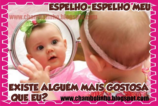 Recadinho Fofo com Baby para Facebook