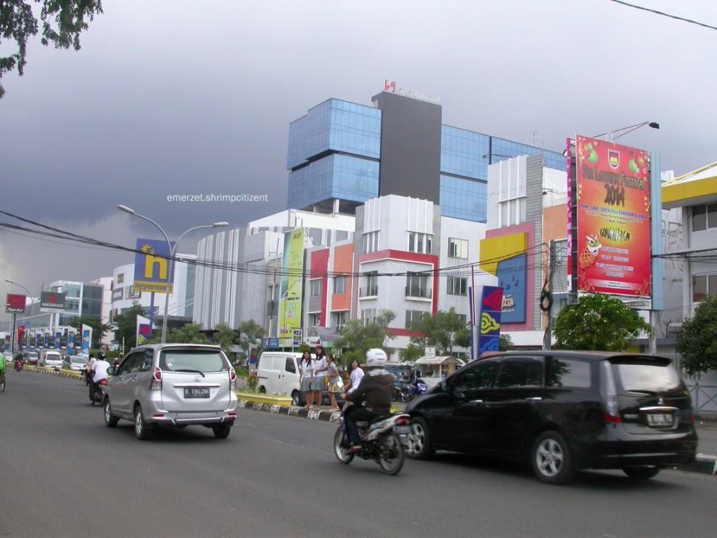 Kota Cirebon, Jl. Dr. Cipto Mangunkusumo - CSB 3