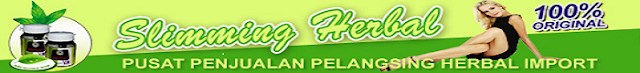 pelangsing badan herbal, alami, natural,