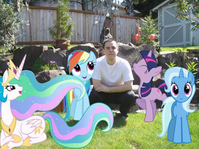 Creative Pony Girlfriends(36 Pics)