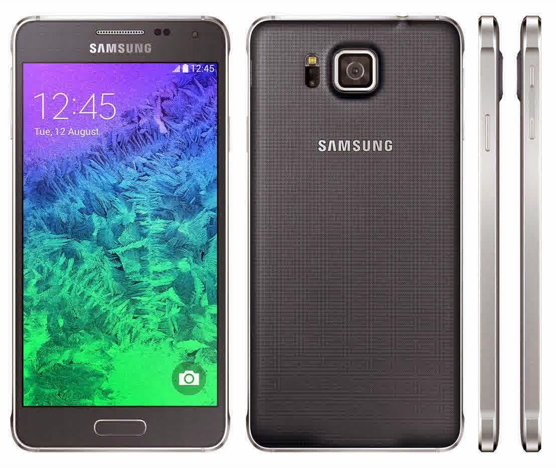 Harga Dan Spesifikasi Samsung Galaxy Alpha SM-G850