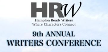Hampton Roads Writers Conference Coming in September!