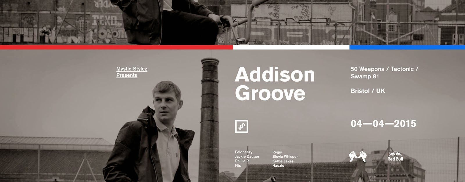 """Addison Groove"" u Drugstore-u"