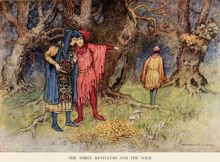 canterbury tales wifes tale The wife's tale, less famous than her prologue, dramatizes some of the themes of the prologue through arthurian legend.