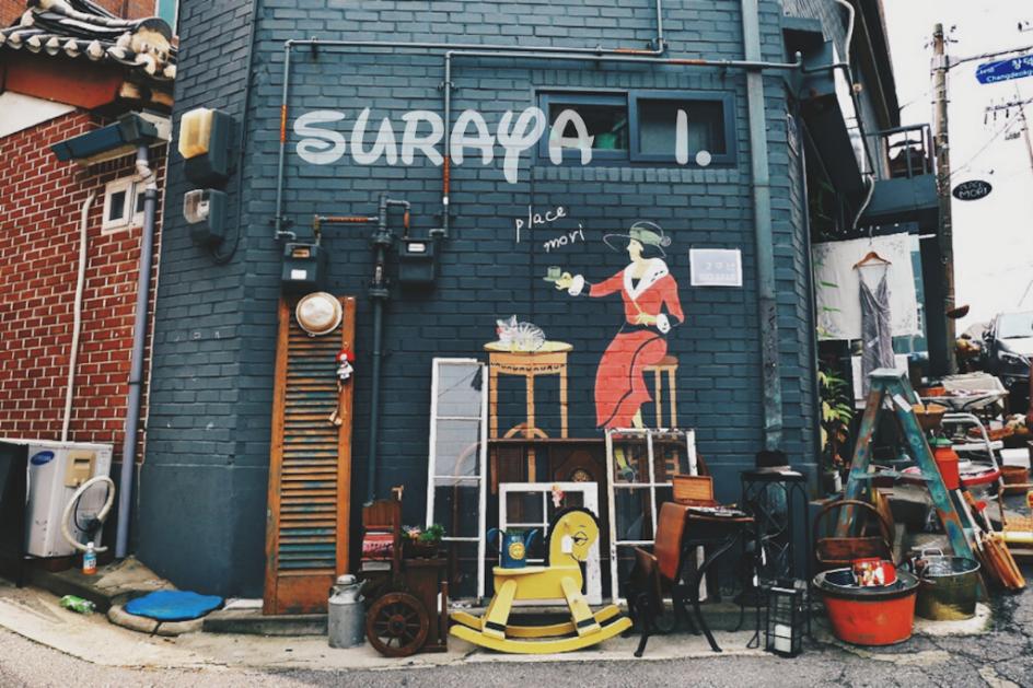 ~Suraya I.~