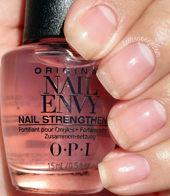Envy Nail Usc: KellieGonzo: OPI Nail Envy Strength In Color Collection