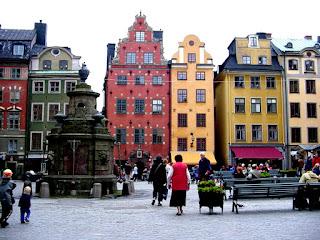 Stockholm gammlastan