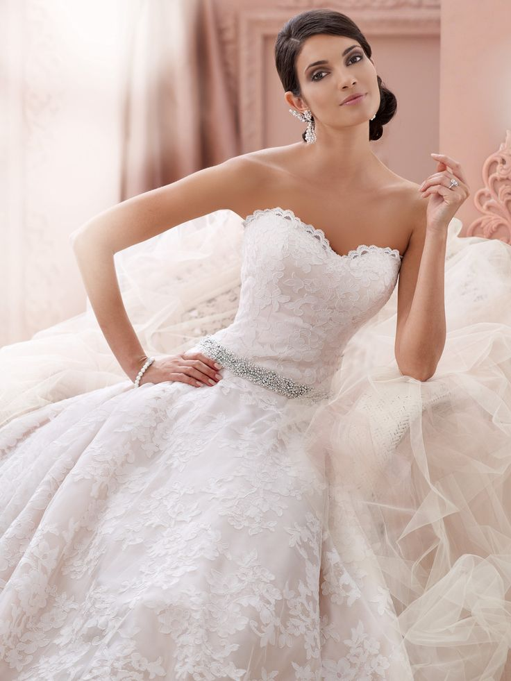 Wedding dresses david tutera 2016 junglespirit Image collections