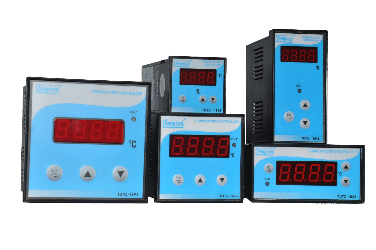 Tempsen Devices: Universal Temperature Controller in chennai #0985C2