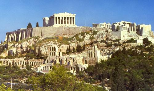 Worlds Incredible: Parthenon, Acropolis (Greece)