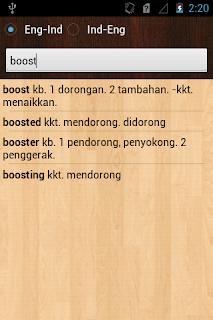 aplikasi kamus di android dengan fitur segudang