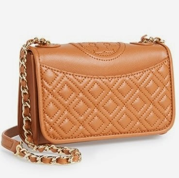 tory burch, purse, shoulder bag, mini fleming