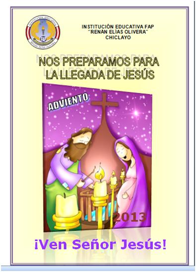 ADVIENTO ELIÍSTA 2013