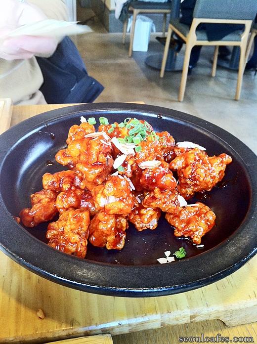 bibigo jongno restaurant bibimbap