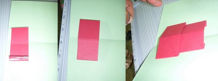 pop up card instructions
