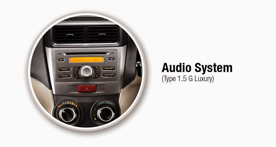 audio system avanza