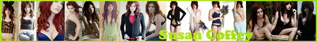 Susan Coffey - American-World Most Beautiful Model-Girl