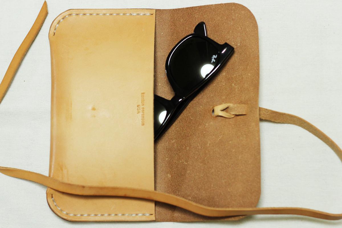 kenton sorenson , Need Supply Sunglass Case
