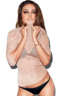 Mila Kunis Bikini