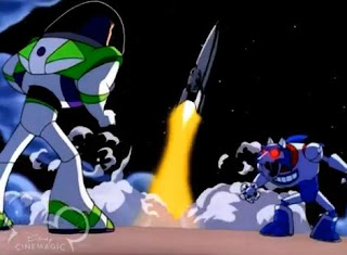 Nothing But Cartoons Buzz Lightyear Of Star Command Wirewolf