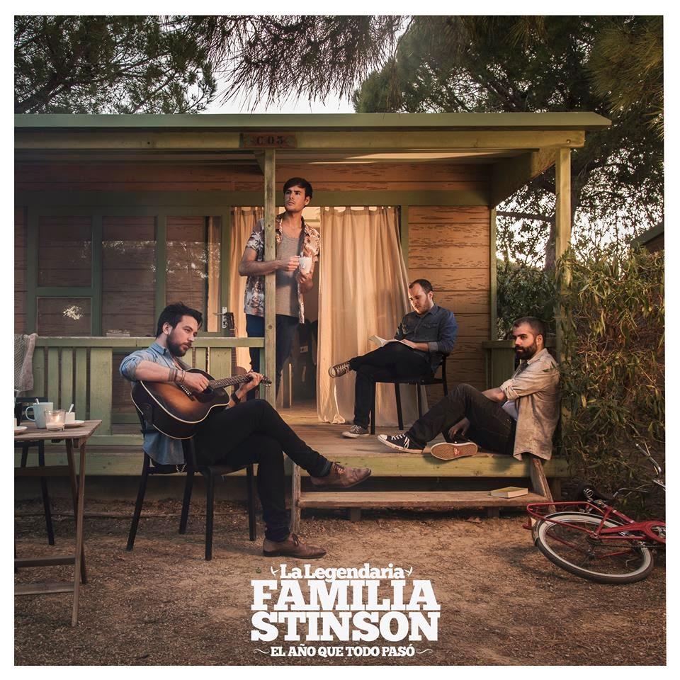 La legendaria familia Stinson El año que todo pasó 2014 disco
